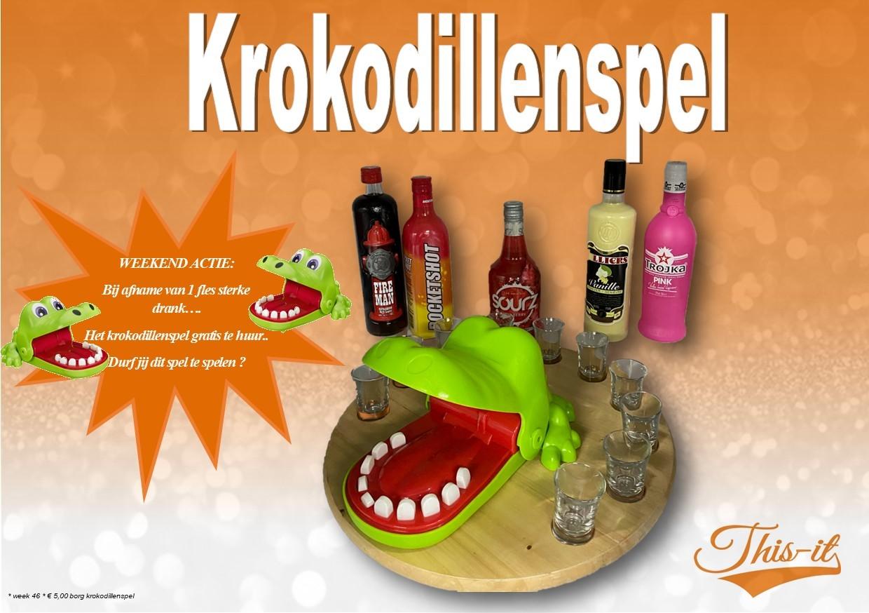 This krokodillenspel