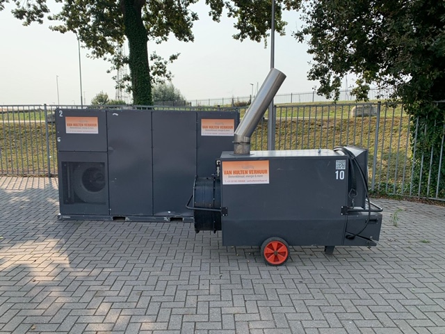 Heater 225 kw