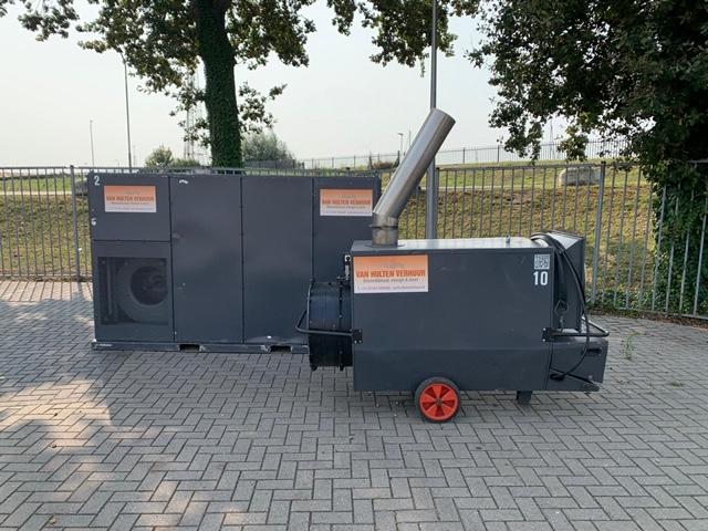 Heater 250 kw